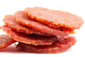 Dried pork snack — Stock Photo