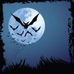 Halloween night — Stock Vector #8582444