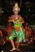 Taniec Kecak — Zdjęcie stockowe