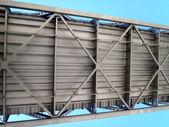Underside of the Bay Bridge — Stock Photo