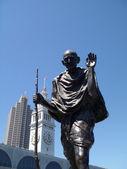 Statue of Ghandi — Stock Photo
