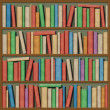 Lots of Books — Stock Photo #8399322