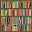 Lots of Books — Stock Photo