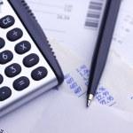 Balancing the Accounts — Stock Photo