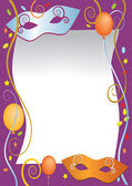 Party_carnival_background — Stock Vector