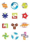 Creative_design_symbols_icons — Stock Vector