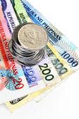 Phillipine pesos — Stock Photo