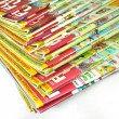 Stock Photo: Magazines