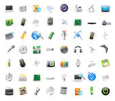 ícones para tecnologia — Vetorial Stock