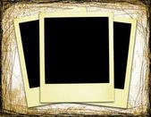 Old Polaroids (XXL) — Стоковое фото