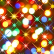 holiday lights — Stock Photo