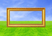 Frame Of Fame — Stock Photo