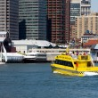 Water Taxi NYC — Stock Photo