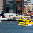 Stock Photo: Water Taxi NYC