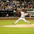 Cole Hamels - Phillies pitcher baseball — Stock Photo #8006268