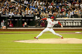 Cole Hamels - Phillies pitcher baseball — Stock Photo