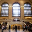 Stock Photo: Grand Central train station in New York City