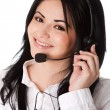 Customer service representative — Stock Photo #9170604