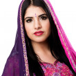 Stock Photo: Beautiful Indian Hindu woman