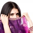Beautiful Indian Hindu woman — Stock Photo