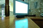 光スクリーン — ストック写真