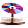 Color CD rom — Stock Photo #9183834