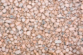 Expanded clay stone texture — Stock Photo