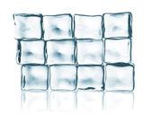 Ice cubes — Zdjęcie stockowe