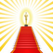 Oscar Award. - Stock Vector