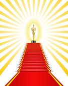 Oscar Award. — Stockvector