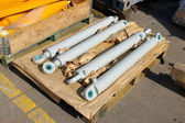 Hydrocylinders — Stock Photo