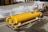 Hydrocylinder — Stock Photo