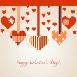 Valentine — Vector de stock #8881615