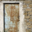 Old door — Stock Photo #8408276