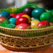easter eggs — Stock Photo #10098732