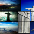 Stock Photo: Travelling to Brazil