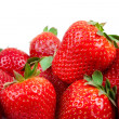 Fesh strawberries — Stock Photo