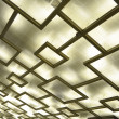 Ceiling illumination — Stock Photo