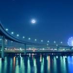 Tokyo night roads — Stock Photo #10381453