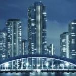 ночной Токио — Стоковое фото #10614715