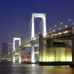 Tokyo Rainbow bridge — Stock Photo #8580342