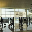 Barcelona airport — Stock Photo #8909249