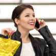 Beautiful shopping — Stock Photo #10253651
