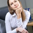 Young businesswoman — Stock Photo #8669411