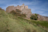 Mont Orgueil — Stock Photo