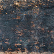 Burned old wood texture background - Stock Photo