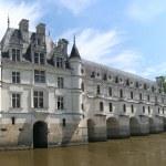 el castillo de chenonceau — Foto de Stock