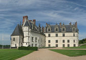 Amboise Chateau, Loire Valley, France — Stock Photo