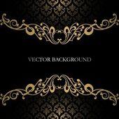 Vintage vector background — Stock Vector