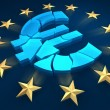 Stock Photo: Eurozone